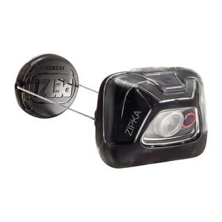 Petzl ZIPKA 200 Lumens Headlamp Black