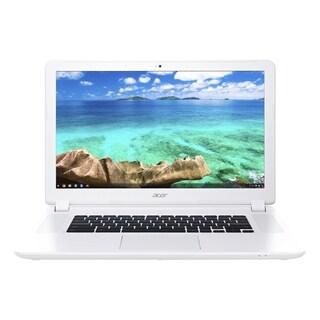 "Acer 15.6"" Intel Celeron Dual-core 1.5GHz 4GB RAM 32GB SSD Chrome"