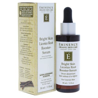 Eminence Bright Skin Licorice Root Booster-serum 1-ounce