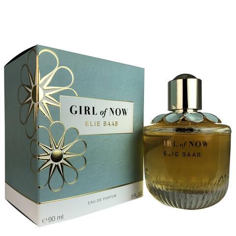 Elie Saab Girl of Now Women's 3-ounce Eau de Parfum Spray