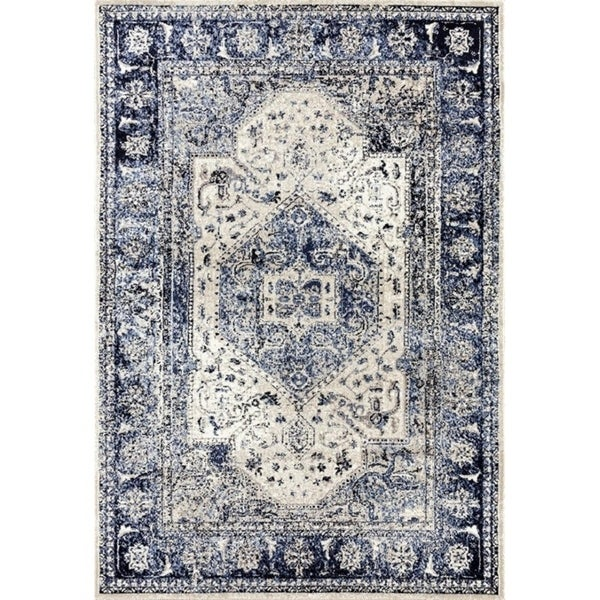 Shop Persian Rugs 2041 Distressed Oriental Area Rug Free Shipping
