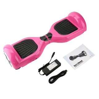 """6.5"""" Self Balancing Scooter / Hoverboard Smart Two Wheel Self Balancing Electric Scooter (Option: Pink)"""