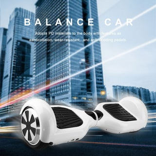 """6.5"""" Self Balancing Scooter / Hoverboard Smart Two Wheel Self Balancing Electric Scooter (Option: White)"""