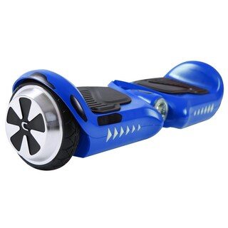 "4.5"" Electric Self Balancing Scooter Kids Hoverboard Pesonal Hover Transporter (Option: Blue)"
