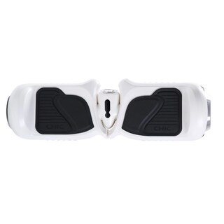 """4.5"""" Electric Self Balancing Scooter Kids Hoverboard Pesonal Hover Transporter (Option: White)"""