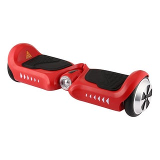 """4.5"""" Electric Self Balancing Scooter Kids Hoverboard Pesonal Hover Transporter (Option: Red)"""