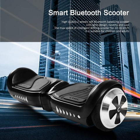 "4.5"" Electric Self Balancing Scooter Kids Hoverboard Pesonal Hover Transporter"