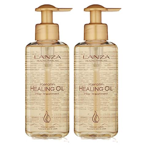 L'ANZA Keratin 6.2-ounce Healing Oil Treatment (Pack of 2)