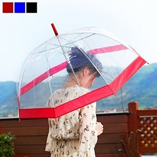 Transparent Bubble Umbrella