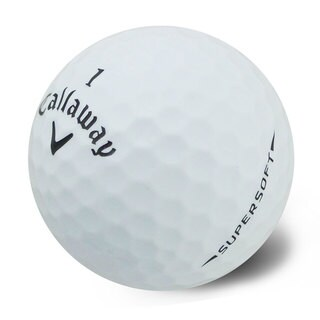 Callaway Supersoft Recycled Golf Balls (Pack of 36)