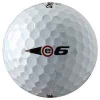 Bridgestone E6 Recycled Golf Balls (Pack of 24)