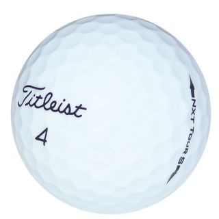 Titleist Nxt Tour S Recycled Golf Balls (Pack of 36)