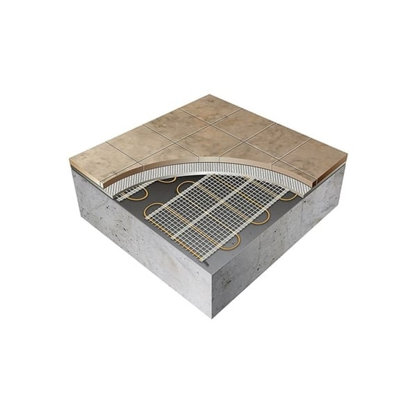 Thermotile In Floor Heating Mat