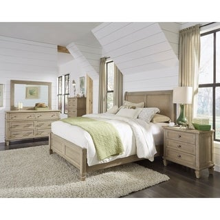 Coronado Complete Queen Panel Bed