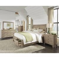 Coronado Complete Queen Storage Bed