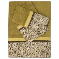 Wild Life 3 Piece Towel Set