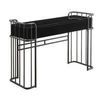 Furniture of America Ryan Industrial Style Metal Vanity Table