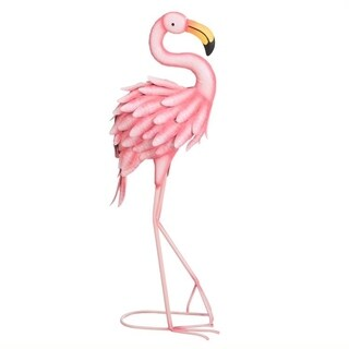Outdoor Décor Flamingo Bird Head Forward