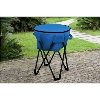 Standing Ice Bag Outdoor Camping Cooler