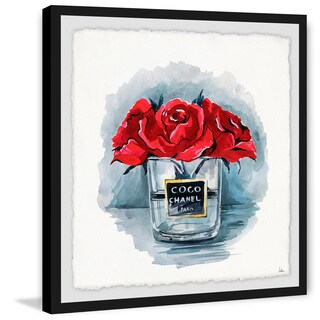 'Lusciousness' Framed Painting Print
