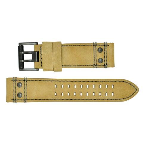 Luminox 1820 Beige Leather Strap