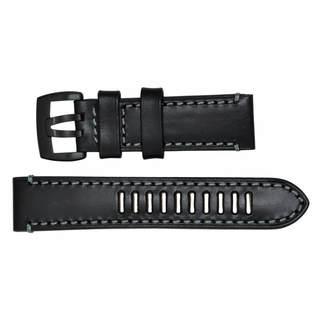 Luminox 1800 Black Leather Strap