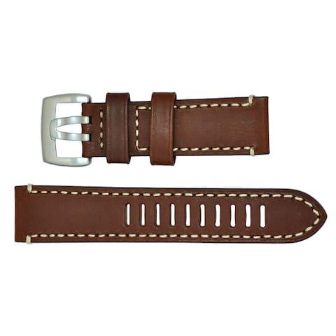 Luminox 1800 Brown Leather Strap