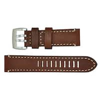 Luminox 1800 Brown Leather Strap