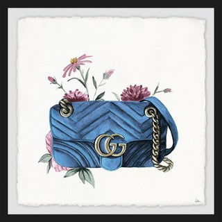 'Always Fashionable' Framed Painting Print (More options available)