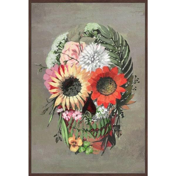 Marmont Hill - Handmade Commonless Floater Framed Print on Canvas