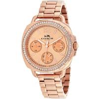 Coach Women's 14502571 Tatum Watches