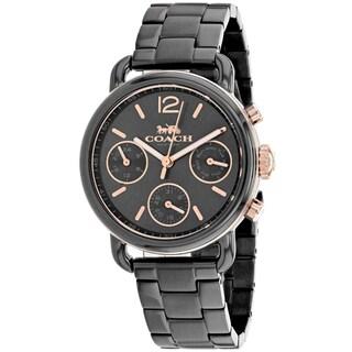 Coach Women's 14502841 Delancey Watches