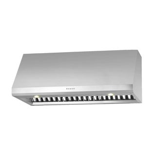 Ancona PRO UC LED 36 in. Under-Cabinet Range Hood in Stainless Steel - Silver