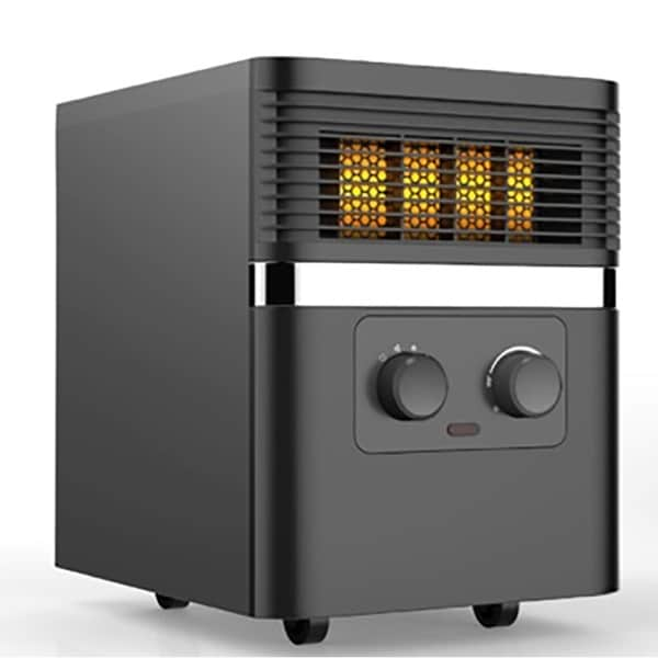 Shop Soleil 1500 Watts Electric Infrared Radiant Heater
