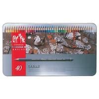Caran D'Ache Pablo 40 Color Pencil Assortment
