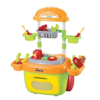 Dimple DC13997 On The Go Carrier Set (Choose Construction, Vanity, Doctor or Kitchen Set)