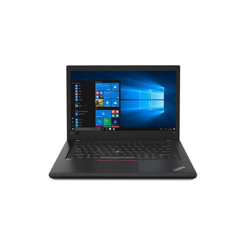 "Lenovo ThinkPad T480 20L5000UUS 14"" Notebook - 1920 x 1080 - Core i7 i7-8550U - 8 GB RAM - 256 GB SSD - Black"