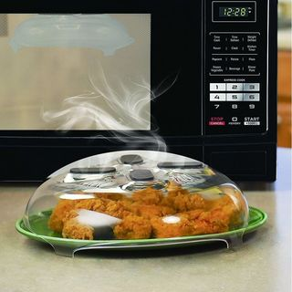 Link to Magnetic Microwave Anti-Sputtering Protective Cover Similar Items in Bakeware