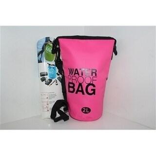 Waterproof Bag Pink
