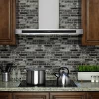 Golden Vantage RH0124 30 in. Kitchen Wall Mount Range Hood in Stainless Steel with LEDs and Touch Control