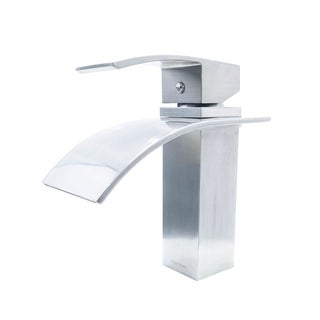 Dyconn Faucet Brushed Nickel Modern Bathroom Faucet