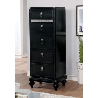 Copper Grove Dzhebel I Transitional 5-drawer Swivel Chest