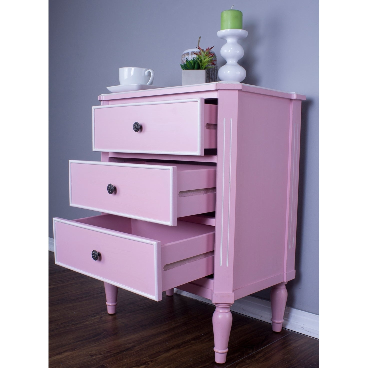 Tracy 20 Drawer Accent Cabinet