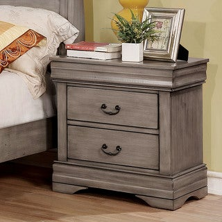 Copper Grove Ochoco Transitional 2-drawer Nightstand
