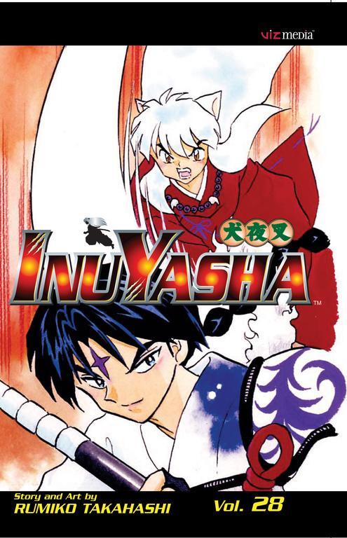Inuyasha 28 (Paperback)