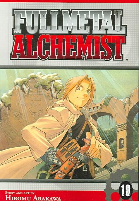 Fullmetal Alchemist 10 (Paperback)