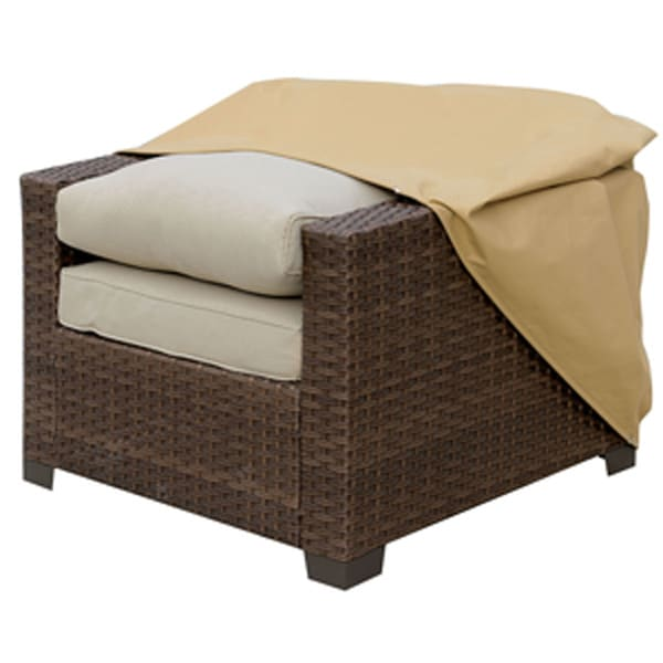 Furniture of America Boyd Transitional Brown Large Chair Dust Cover. Opens flyout.