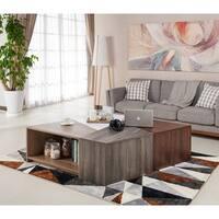 Furniture of America Deron Contemporary Multi-colored Modular Coffee Table