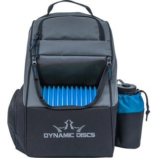Dynamic Discs Trooper Backpack Black/Blue