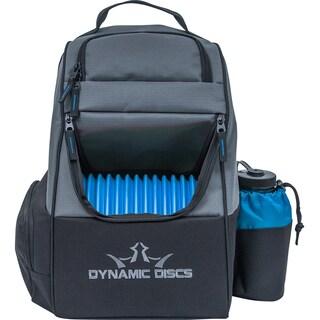 Dynamic Discs Trooper Backpack Black/Blue